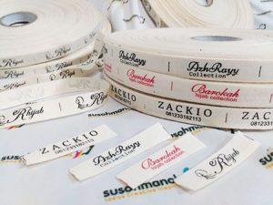 label kaos di tolitoli